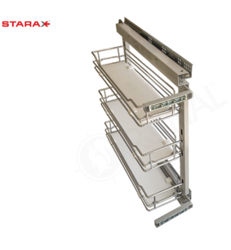 Cargo 30 Starax prowadnice Blum