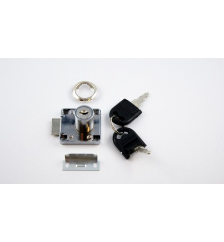 Zamek meblowy GTV klucz łamany