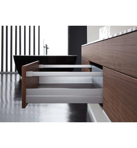 Nova Pro Scala szuflada H90 + relingi 40kg biała
