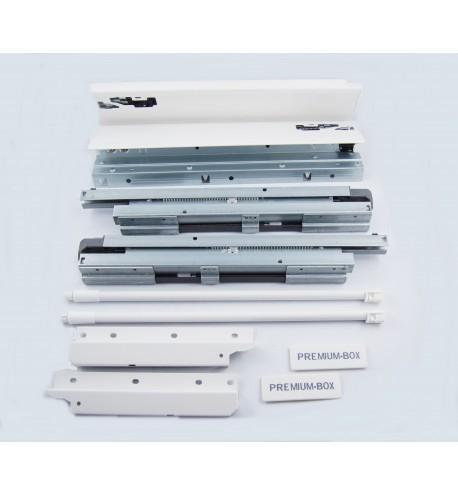 Szuflada ATM Premium-Box wysoka H220 biała